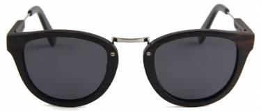 gafas de sol madera McKinsey  black smoke de mauer