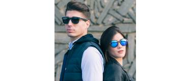 Wood Sunglasses Melville by Mauer