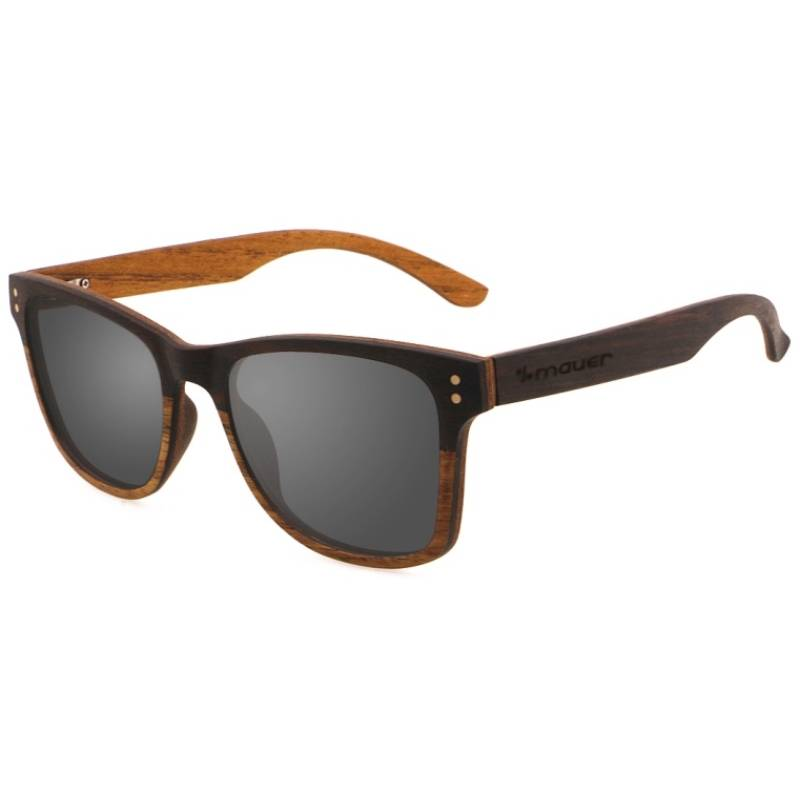 gafas de sol de madera mauer modelo ERIE