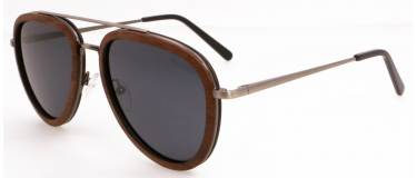 MAUER SUNGLASSES COUVET MODEL MADERA NOGAL