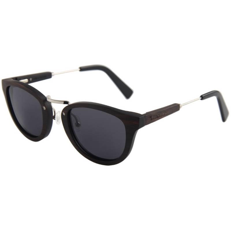 gafas de sol madera McKinsey  black smoke mauer