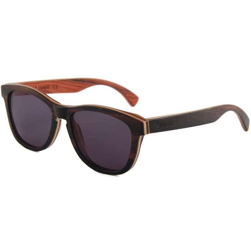gafa de sol madera bradley marca mauer