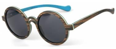 Gafas de Sol en madera modelo Ego Nightfall de MAUER