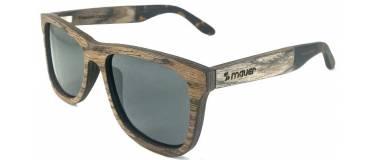 gafas de sol de madera malone
