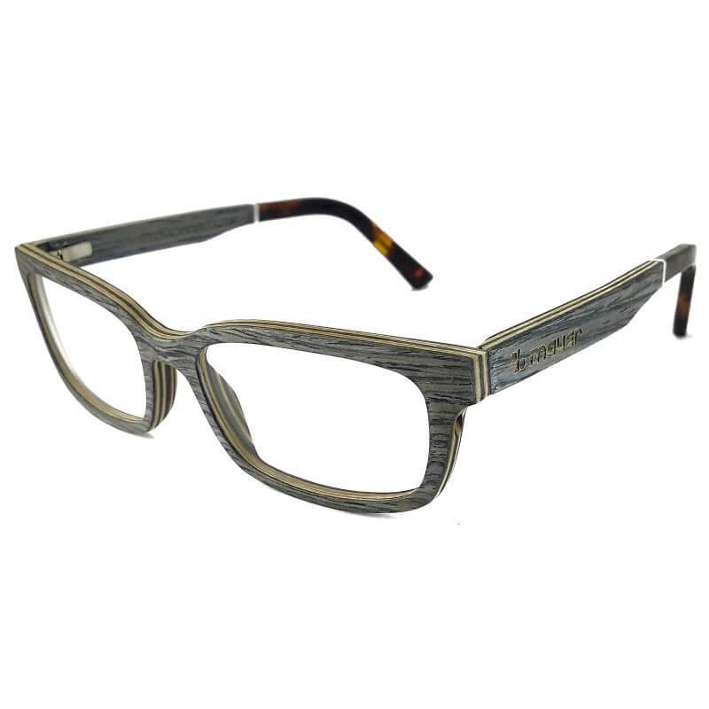 Gafas de madera Milan