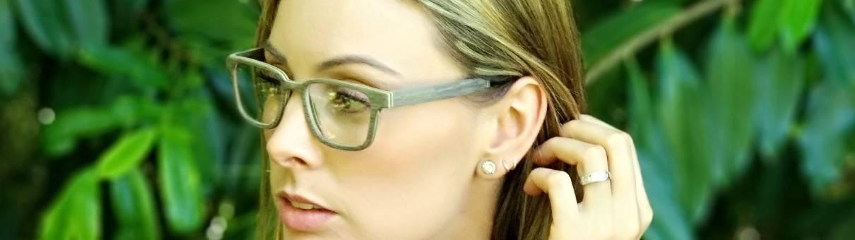 Monturas Gafas De Madera Para Graduar   Mauer