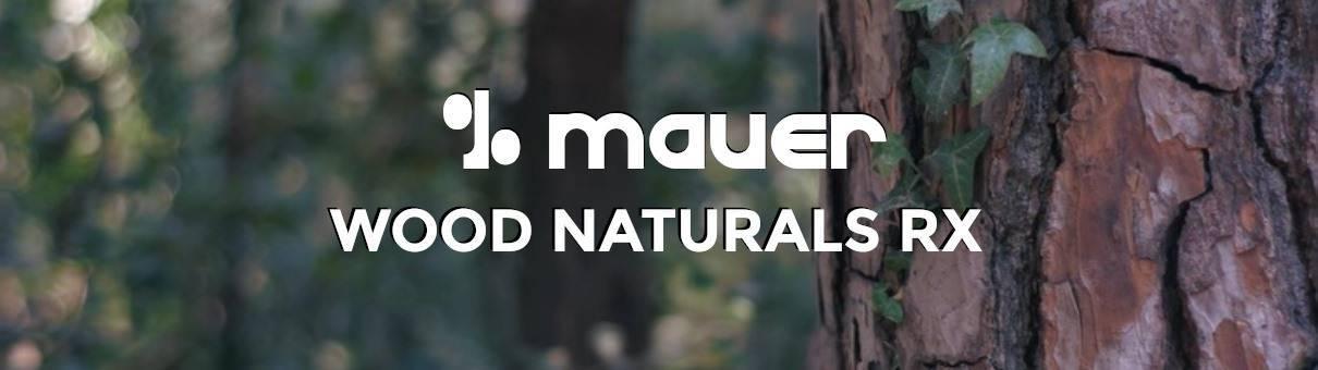 Gafas Graduadas de Madera Natural |Mauer Wood Naturals RX