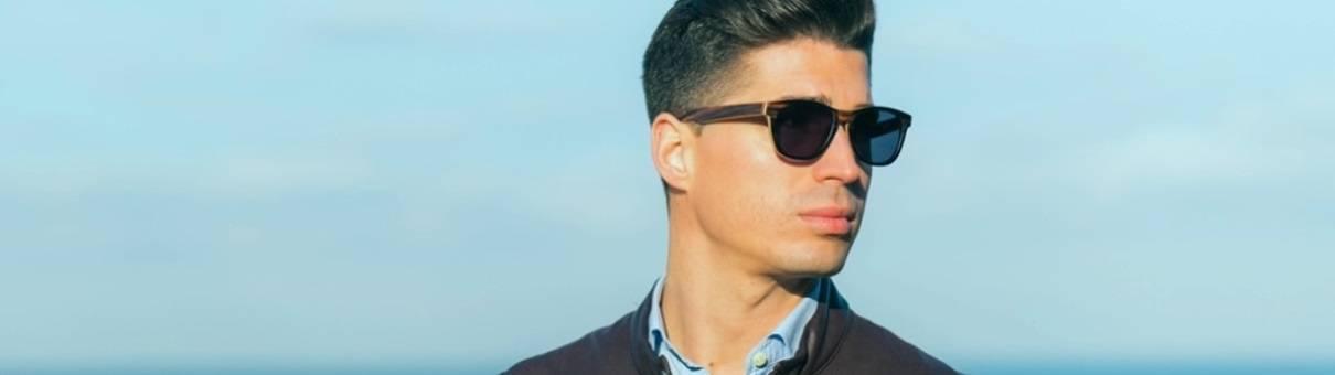 Gafas de Sol de Madera Natural |MAUER