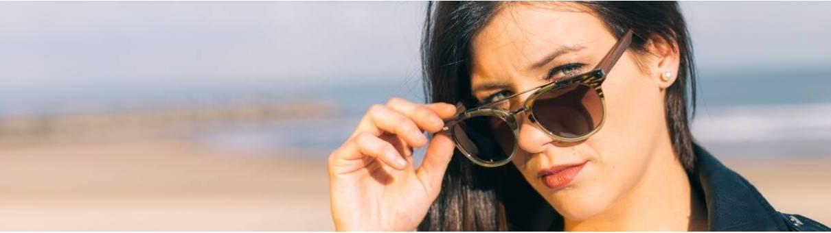Gafas de Sol de Madera y Acetato |MAUER