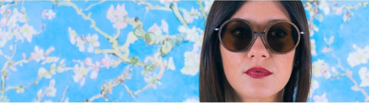 Gafas de Sol de Madera y Metal | MAUER